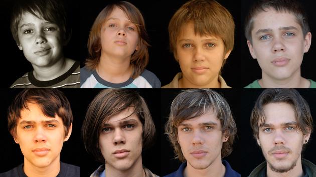 Boyhood. Mason