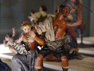 Belen Salzillo Matanza de los santos inocentes